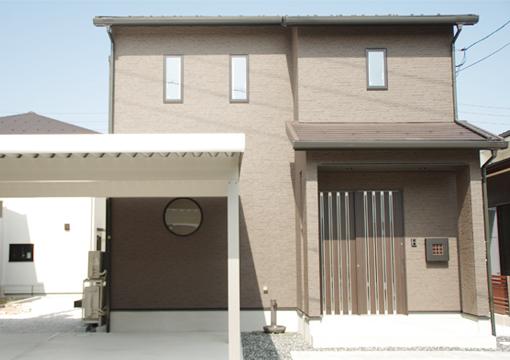 セミオーダー住宅