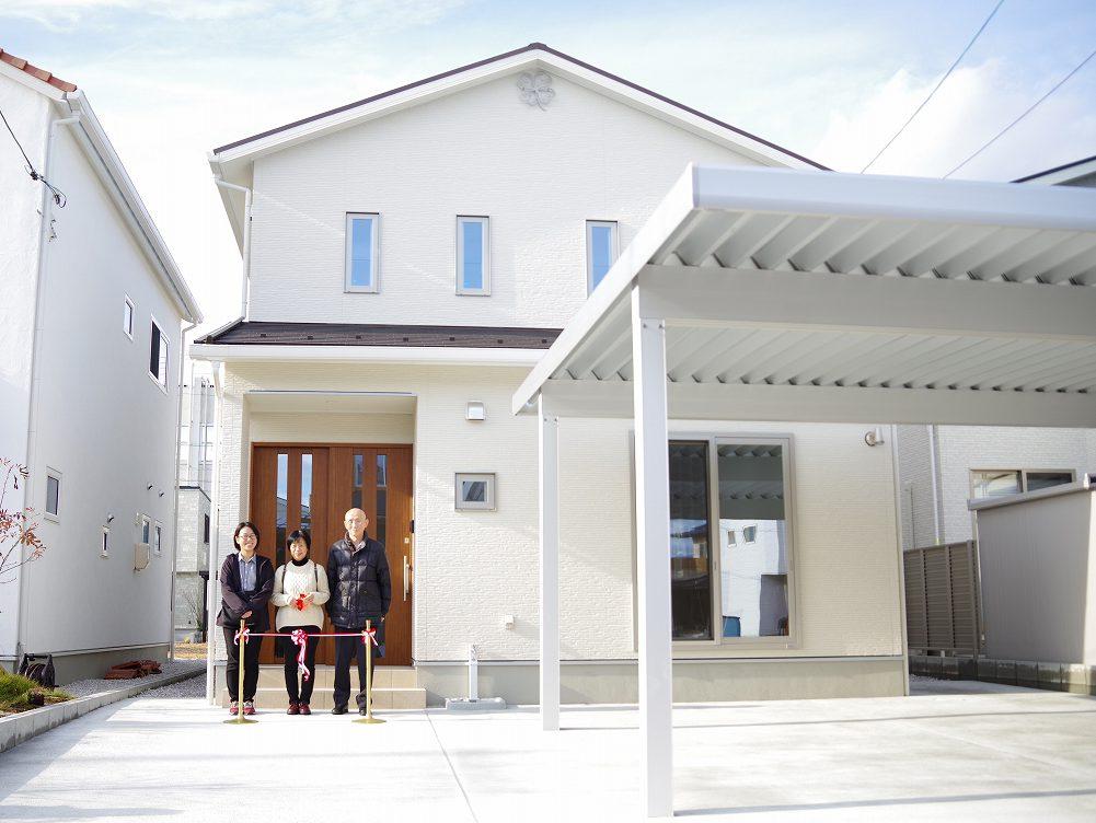 A様(鳥取市立川町/セミオーダー住宅)