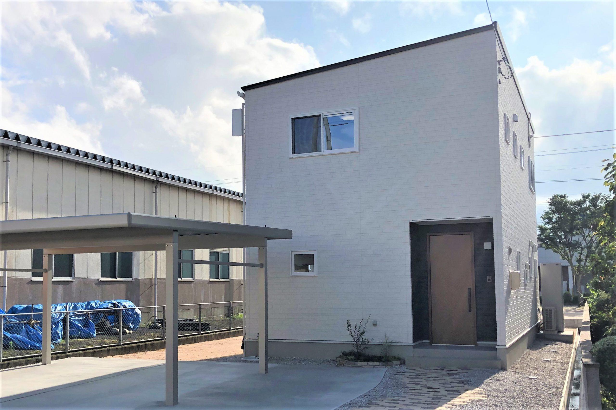 O様邸(倉吉市下田中/はうす968)